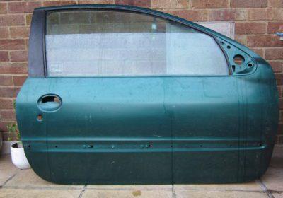 Peugeot 206 Drivers Door