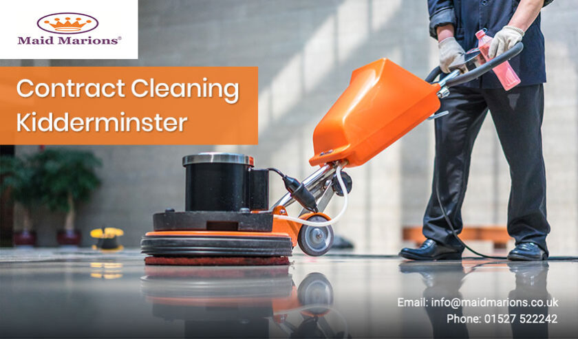 Contract-Cleaning-Kidderminster