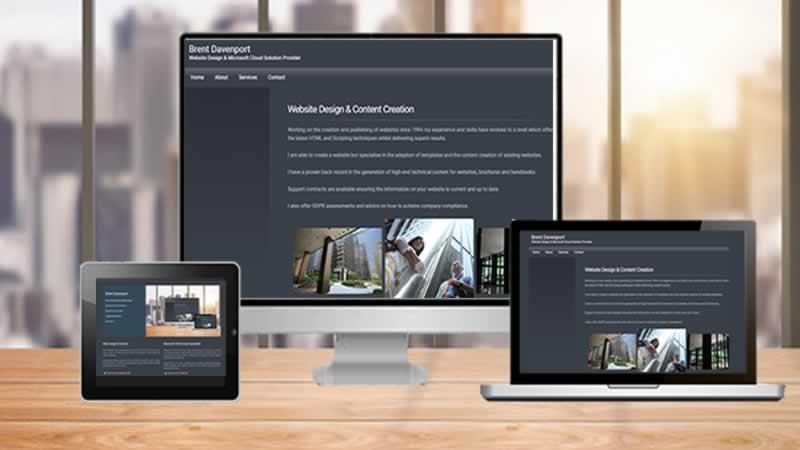 Brent_Davenport_Web_Designer