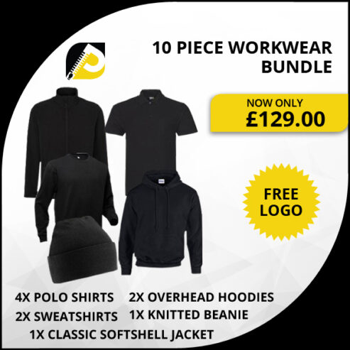 10-Piece-Workwear-Bundle