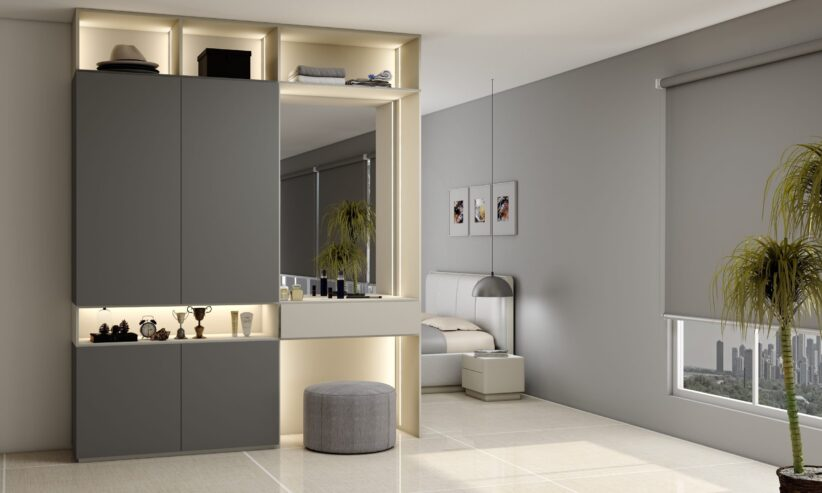 Hinged-Wardrobe-with-Dresser-Unit-Storage-in-combination-of-dust-grey-and-light-grey-finish.jpg