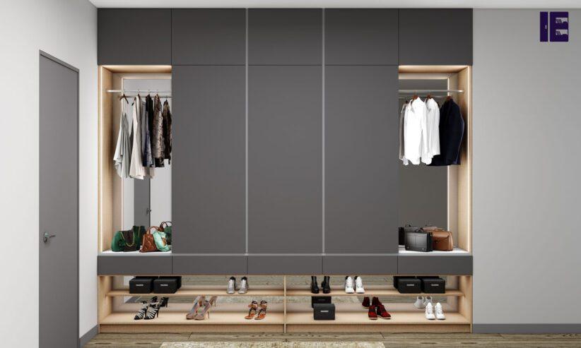grey-wardrobe-with-shoe-shelf-open-hanging-IE-jpg