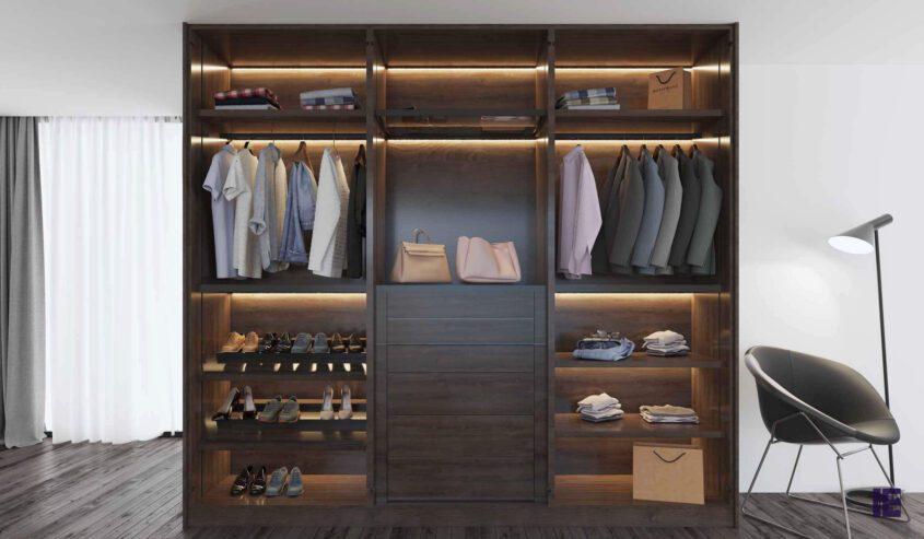 walkin-fitted-wardrobe-dark-wood